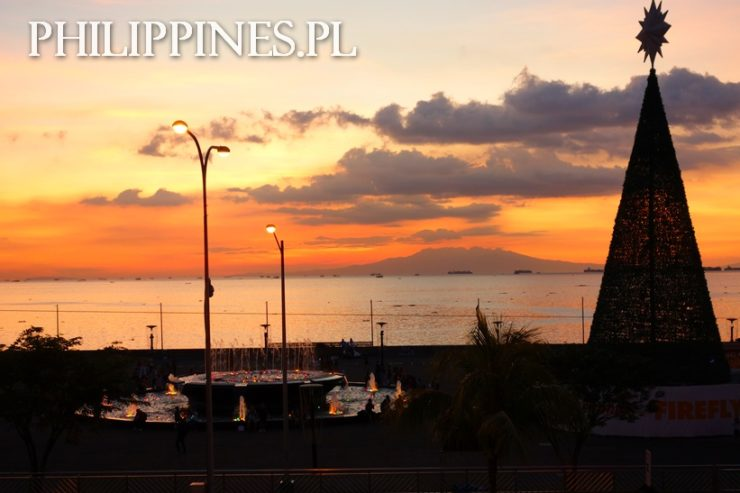 Mall of Asia Sunset